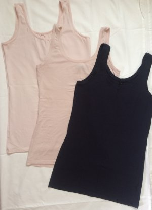 3er Set Tops / Shirts