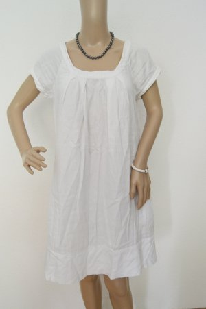3Suisses collection Kleid gr.40 weiss sommer