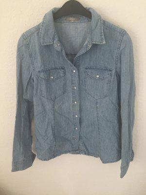 3Suisses Jeans Hemd Hellblau