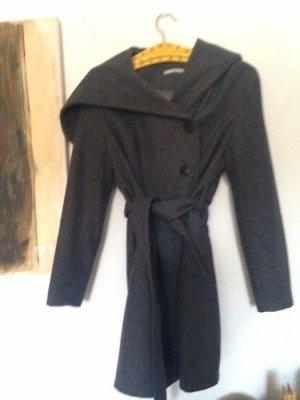 3 Suisses Cappotto in lana multicolore