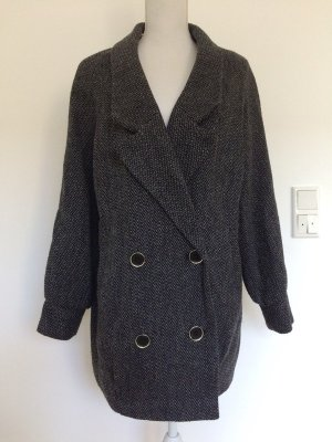 3 Suisses Oversized Coat multicolored