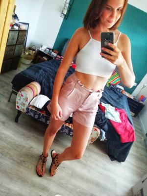 3Suisses Shorts Highwaist Hotpants 34