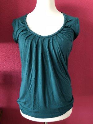 3 Suisses Camisa verde bosque