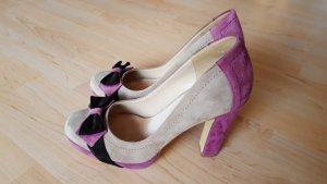 3SuissesCollection Pumps Schuhe Wildleder Party
