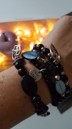 4 Armbänder - ideales Weihnachtsgeschenk :-)