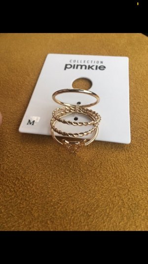 Pimkie Gold Ring gold-colored