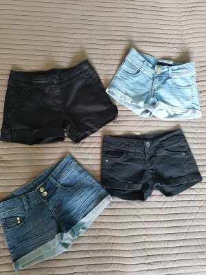 4 Hotpants  Gr. 32 TALLY WEIJL