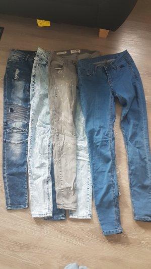 4 Jeans von Tally und Fishbone