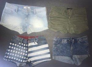 4 schöne Shorts