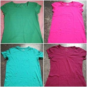 4 T-Shirts Gr. 38