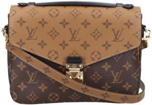 40000 Louis Vuitton Pochette Metis Monogram Reverse Canvas Handtasche - Tasche