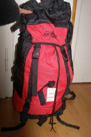 40L Trekking-Rucksack rot