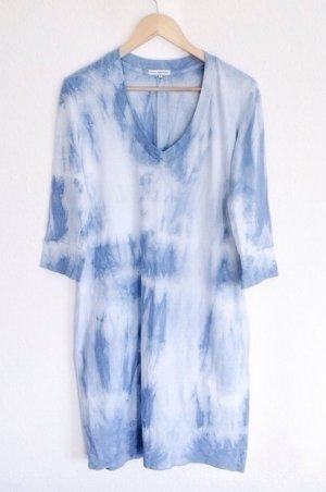 410€ James Perse Tie Dye Kleid Longshirt Luxus Vince Splendid Theory Yoga Jades