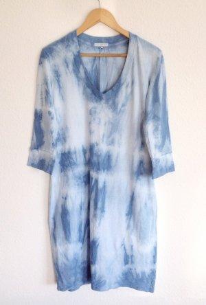410€ James Perse Tie Dye Kleid Longshirt Luxus Vince Splendid Theory Yoga Jades