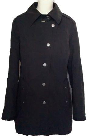 42 44 L WELLENSTEYN ZALIDA Damen Jacke schwarz waterproof atmungsaktiv