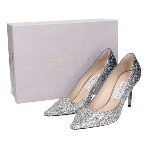 42540 Jimmy Choo Pumps Modell Romy 85 in Größe 39,5