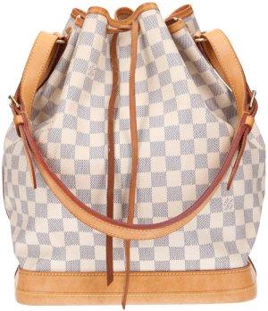 42644 Louis Vuitton Grande Noe GM Damier Azur Canvas Handtasche - Tasche