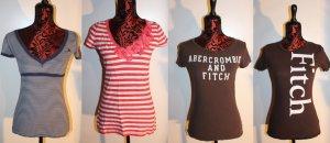 4er Set Abercrombie & Fitch Tshirt Größe M