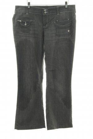 4Wards Low Rise Jeans black casual look