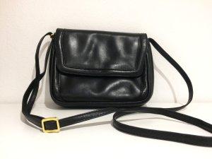 5 Euro!!!Kleine Leder Tasche von HR Modell schwarz sehr guter Zustand!!!