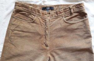 5 Pocket Hose aus Samt Velour in Gr. 38/40
