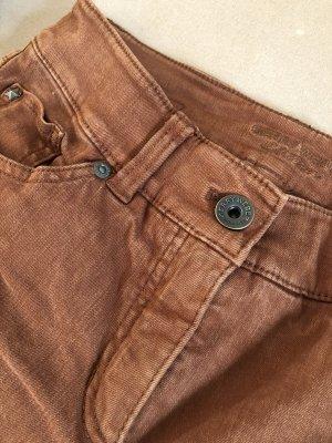 Gerry Weber Jeans a gamba dritta cognac