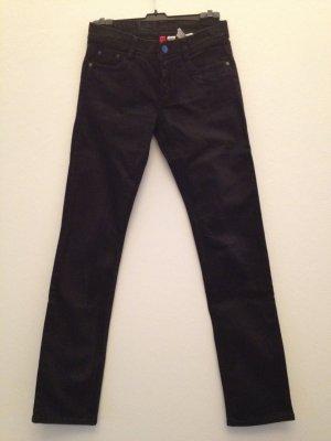 5-Pocket-Jeans mit geradem Bein