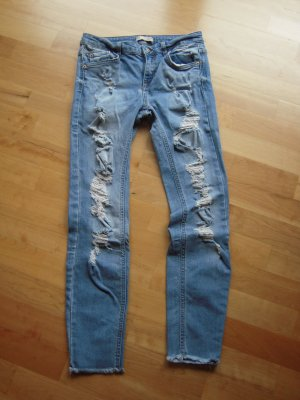 5-Pocket-Jeans Used Look