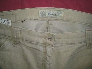 5- pocket-Jeans von Brax - Gr.46 - ligth denim- beige