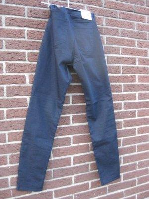 5-Pockets Chinos von H%M in dunkelblau  NEU