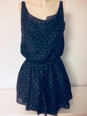 5 Preview Kleid mit Seidenanteil und Comic Print