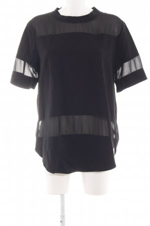 5 Preview T-Shirt schwarz Casual-Look