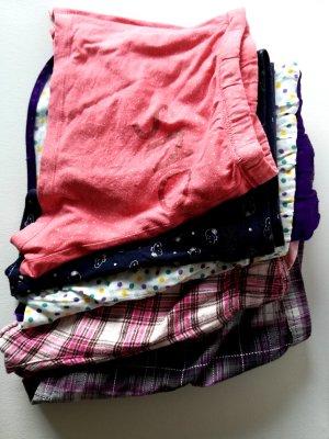 5 Pyjama Shorts (u.a. Snoopy)