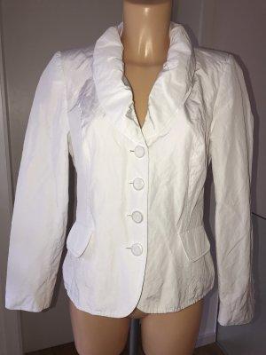 Ashley Brooke Blazer white cotton