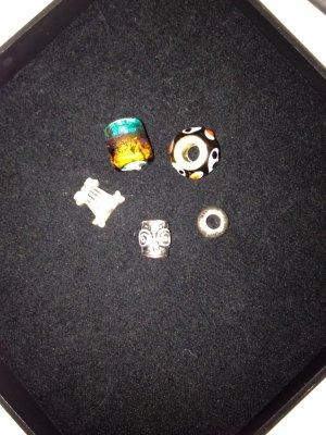 5 schöne charms Pandora
