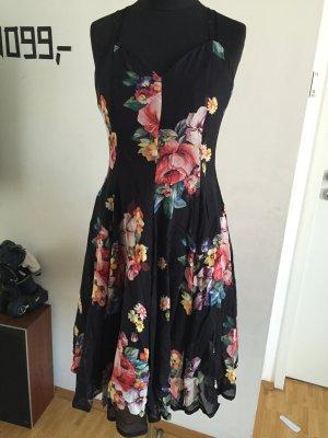 50's Dress Kleid ausgestellt Vintage