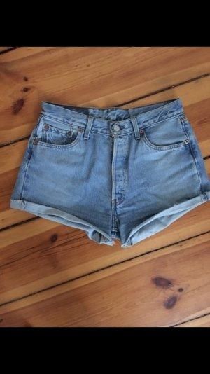501 Levis Jeans Shorts