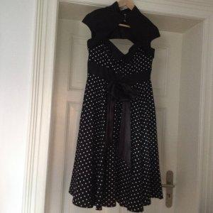50er Jahre Kleid Rockabilly