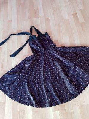Petticoat Dress blue-red