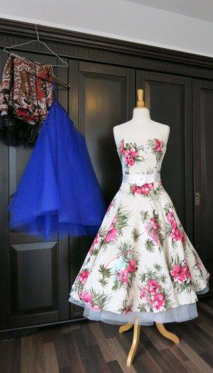 50er Stil Peticoat Kleid