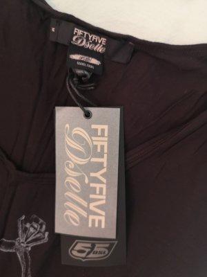 55 DSL T-shirt zwart