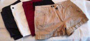 5er Pack Shorts in verschiedenen Farben