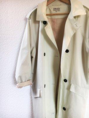 5Preview leichter Trenchcoat für Frühjahr/Sommer oversized mintgrün Gr. L