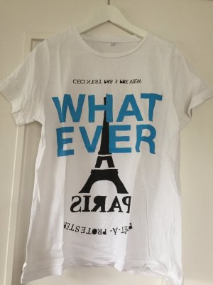 5Preview T-Shirt mit Print WHAT ever