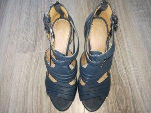5th Avenue Strapped Sandals multicolored
