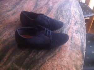5th Avenue Low Shoes dark blue