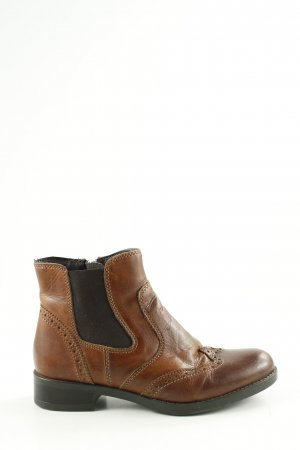 5th Avenue Chelsea Boot brun style d'affaires