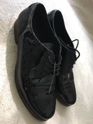 5th Avenue Chaussure Oxford noir-brun