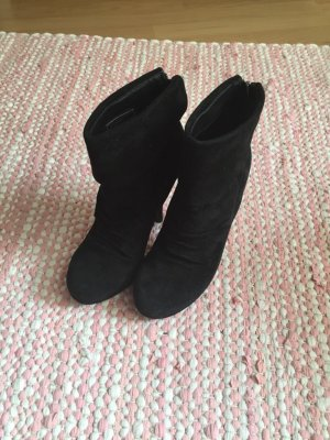 5th Avenue echt Wildleder Booties