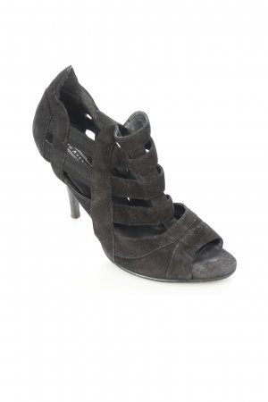 5TH Avenue High Heel Sandaletten schwarz Eleganz-Look